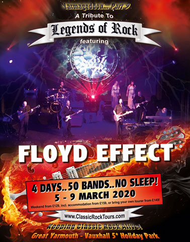 The Floyd Effect at Yarmaggedon